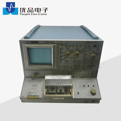 Tektronix 370 High-Resolution Programmable Curve Tracer