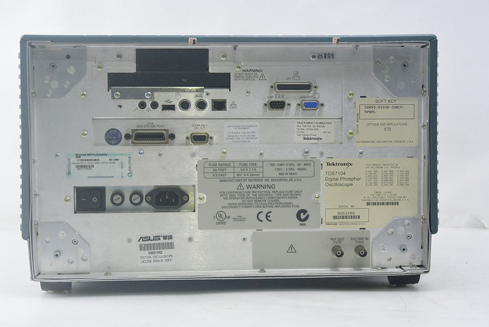Tektronix TDS7104 Digital Oscilloscope